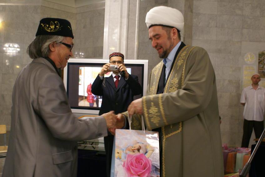 DSC05753.JPG::Третий конкурс арабской каллиграфии