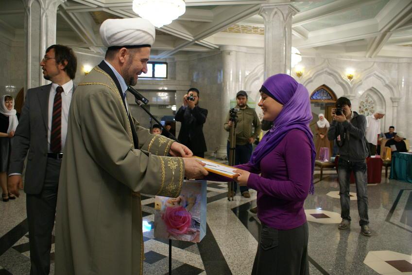DSC05768.JPG::Третий конкурс арабской каллиграфии