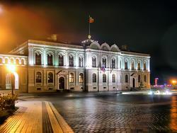 Резиденция Президента РТ (быв. Губернаторский дворец), 2008г.