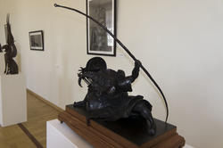 Лучник. 1999. Даши Намдаков
