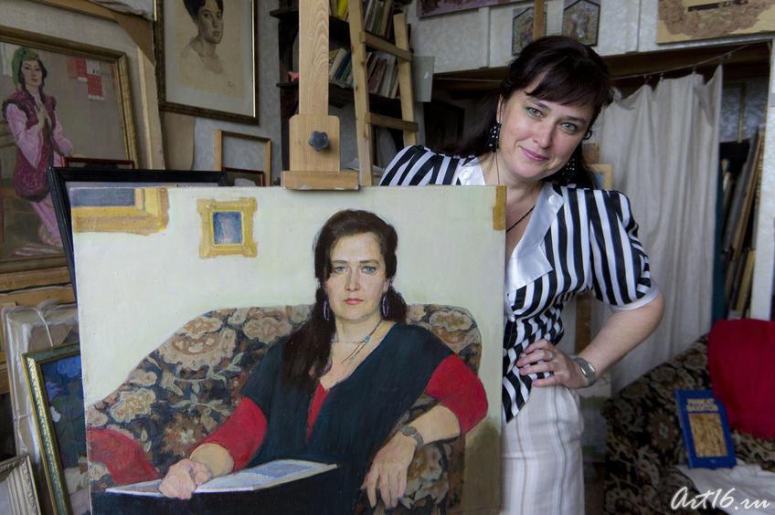 4 июня 2011::Создание портрета