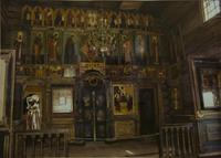 Иконостас церкви Святой Троицы