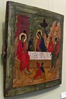 Троица Ветхозаветная XVI век