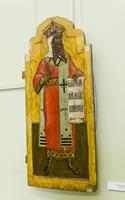 Праотец Мельхиседек. Кон. XVI века
