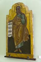 Праотец Авраам.  Кон. XVI века