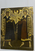 Борис и Глеб. XVII век