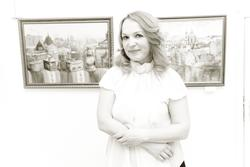 Елена Острая. Выставка