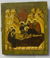 Положение во гроб. XVI век