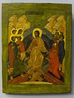 Воскресение. XVI век