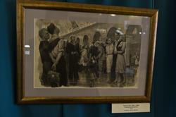 В Московском метро. 1952. Хайлов Л.М. (1924-1996)