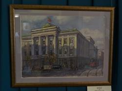 Соколов Н.Я. Дом Союзов, 1927