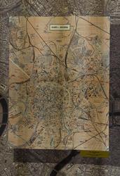 План города Москвы 1914