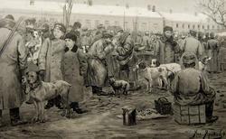Яровой М. Трубный рынок. Торговля собаками