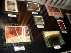Выставка «Пейзажный камень»