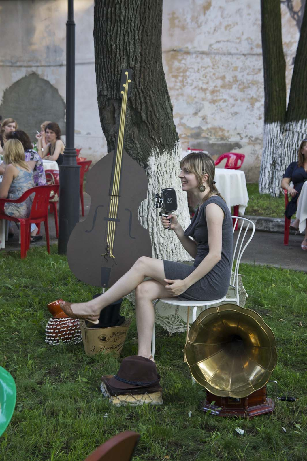 Фото №80299. На память о фестивале джазовой музыки