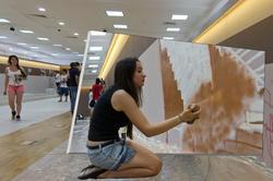 Граффити. Арт-акция «MANEGE Art MAUER» — 2011