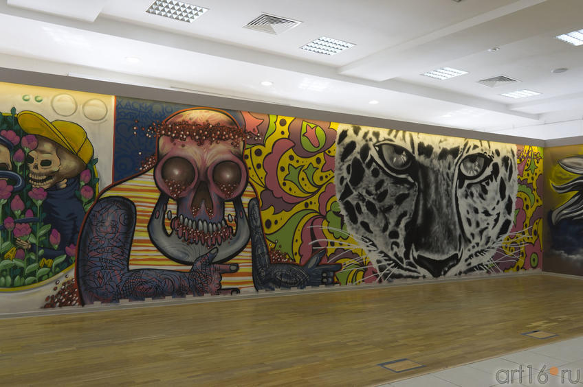 DSC07670.jpg::Граффити. Арт-акция «MANEGE Art MAUER» — 2011