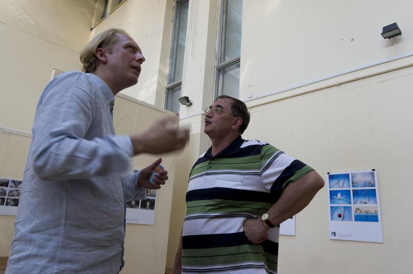 Йонас Стаселис (Вильнюс), Георгий Козлов (Казань)::«Молодые фотографы России – 2011»