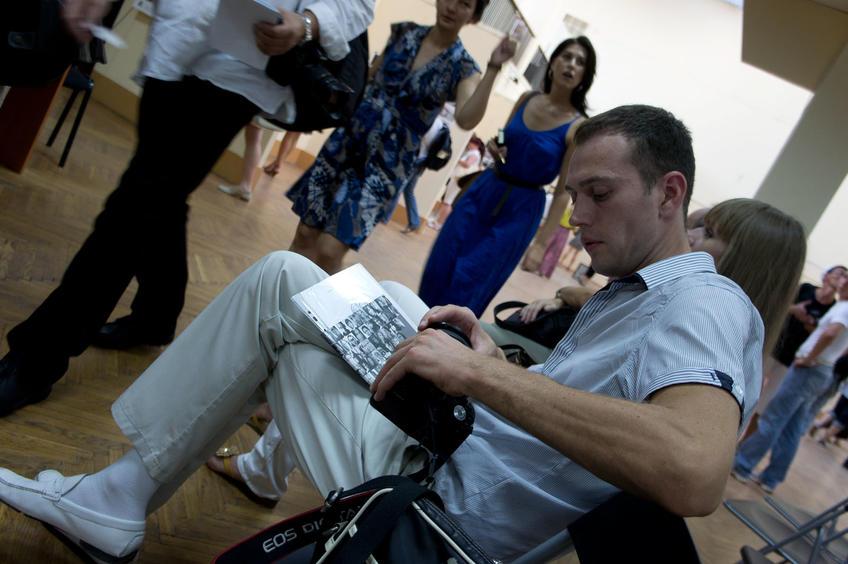 Участник конкурсной выставки  Молодые фотографы России — 2011