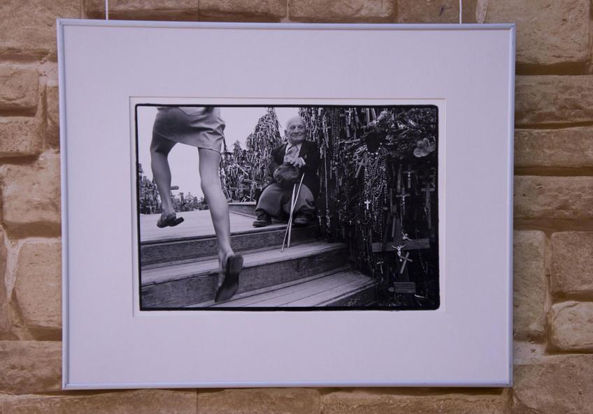 Работа серии ʺРадости и заботы маленького Альфонсаʺ. Ромуальдас Пожерскис ::«Молодые фотографы России – 2011»