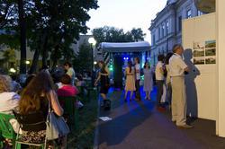 Jazz в Усадьбе Сандецкого, 21 июля 2011 года