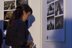 Выставка фотографий победителей конкурса ''Молодые фотографы России - 2011''