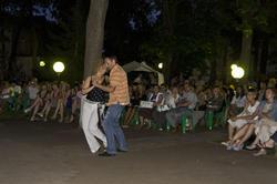 Танго в Усадьбе Сандецкого. 21 июля 2011 года