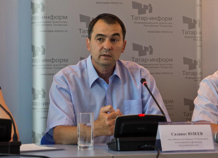 Фото №81036. Салават Юзеев - режиссер, драматург, писатель