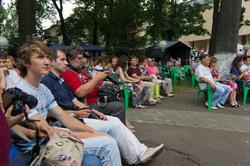 Джаз в Усадьбе Сандецкого. День четвертый. 28 июля 2011