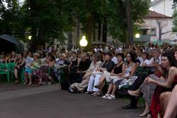 V Международного фестиваля импровизационной музыки «JAZZ В УСАДЬБЕ САНДЕЦКОГО». Четвертый день фестиваля