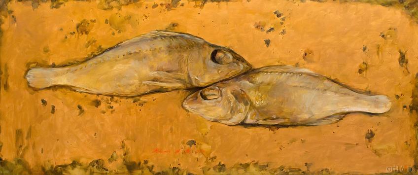 Фото №813094. Рыба. Две половинки единого целого. 2005. Новиков А.В.