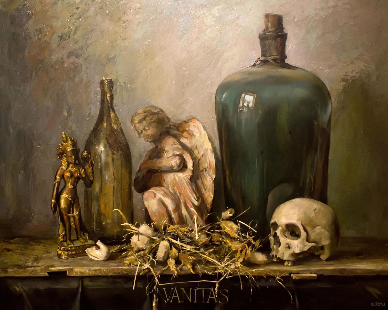 Фото №813118. Девочка на лебеде «VANITAS». 1995. Новиков А.В.
