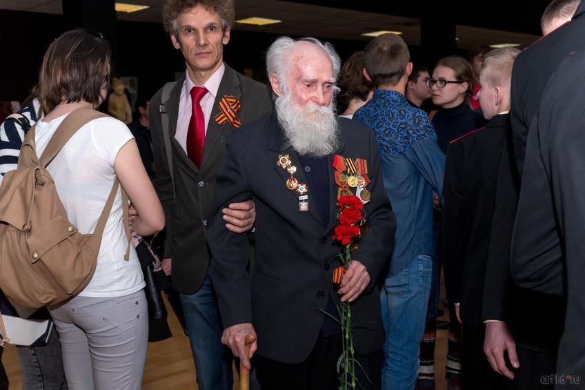Фото №814373. Вагапов М.А., Бабичев А.А.