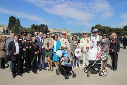 Татары Азербайджана приняли участие в праздновании 70-летия Победы в ВОВ