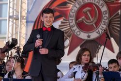 10.05.2015. Фестиваль молодых исполнителей песен времен Великой Отечественной войны 1941-1945 годов