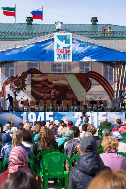 ::10.05.2015. Фестиваль молодых исполнителей песен времен Великой Отечественной войны 1941-1945 годов
