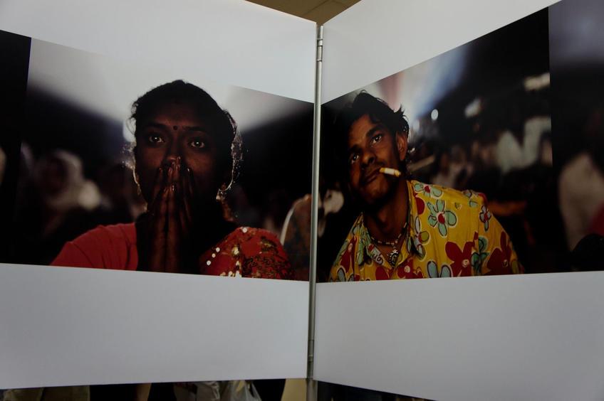 """Фото №81804. Эмит Мадхешья (Индия). Фотографии из серии """"Искусство и развлечения"""""""