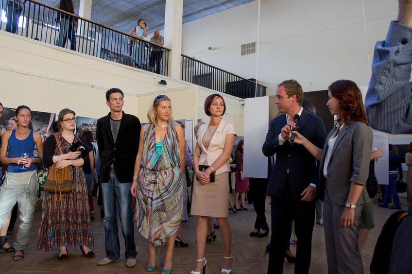 "Фото №81824. Церемония открытия выставки "" World Press Photo - 2011"""
