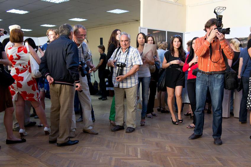 """Фото №81829. Казанские фотографы. Открытие выставки  """" World Press Photo - 2011"""""""