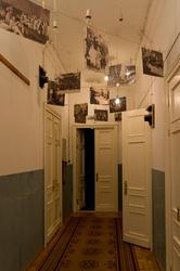 Коридор Дома-музея В.Аксенова
