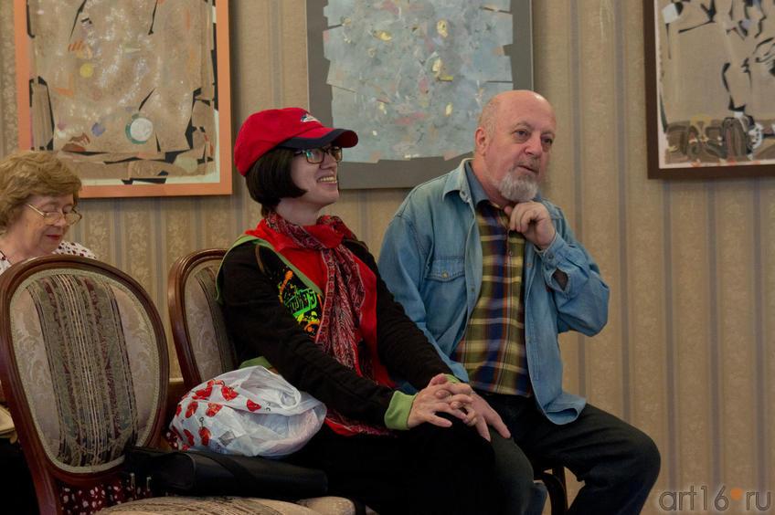 Наиля Ахунова, Борис Вайнер::Записки на полях шляпы