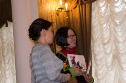 Юлия Сандлер, Наиля Ахунова