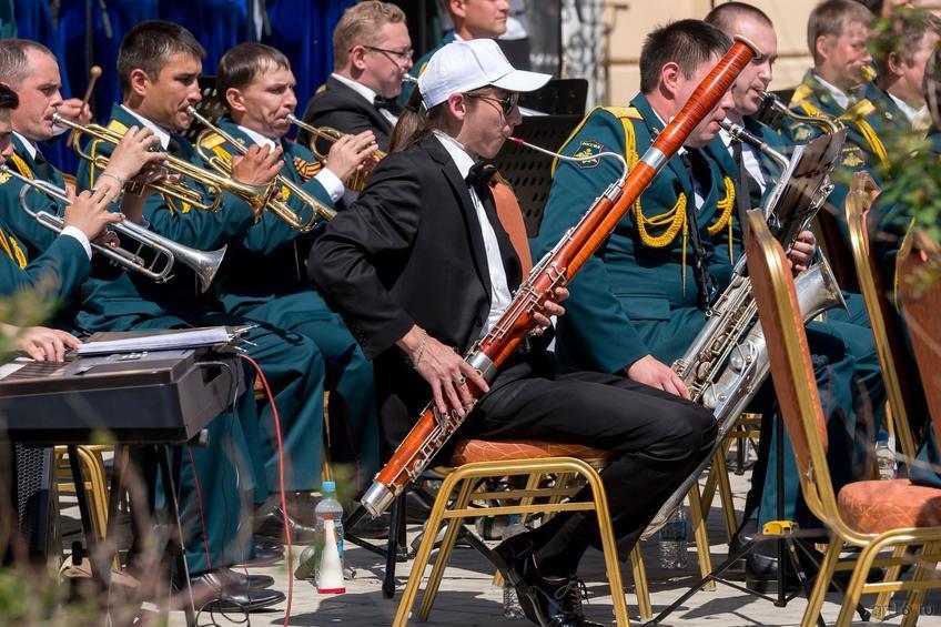 ::День славянской письменности. Концерт в Казанском кремле. 2015 г.
