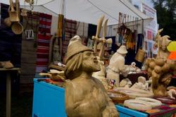 Спасская ярмарка в Елабуге. 19-21 августа 2011