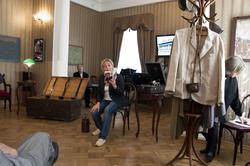 Ирина Калаганова. Чтение фрагментов из романа «Ленд Лизовские. Lend-leasing»