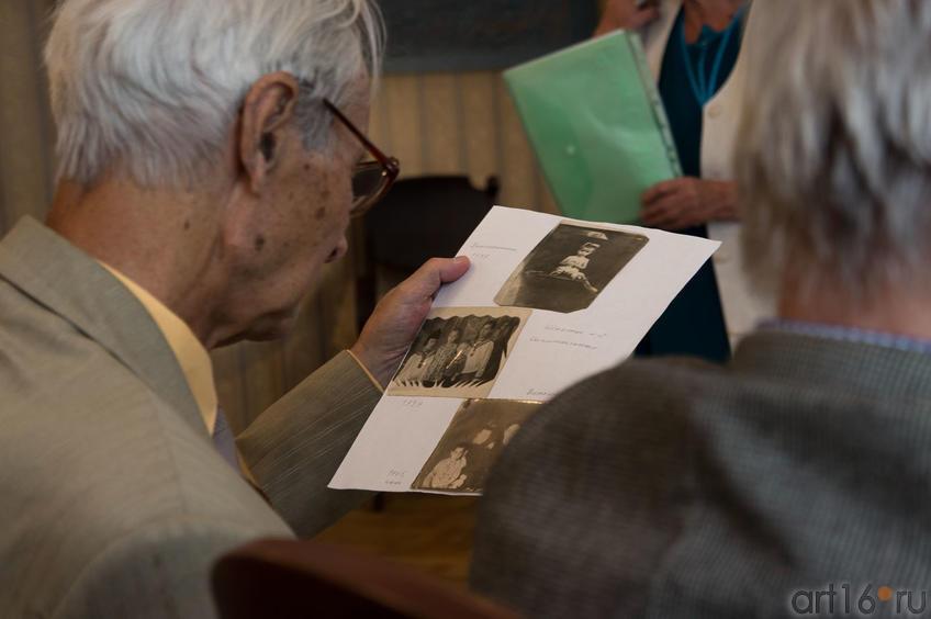 Фотографии из семейного архива Андреевой Л.С.::«Мир незабытых вещей»