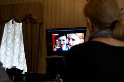 На экране студенческая работа, фильм А.Габдрахманова