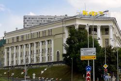 Здание Казанского государственного финансово-экономического института