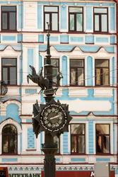 Часы на Кольце, Казань, июнь 2015