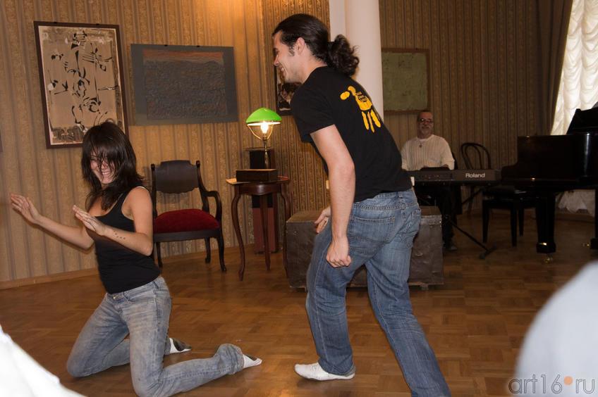 Фото №82827. Алмаз Эль и Гульназ Абдрашитов. Танец ''Свинг''